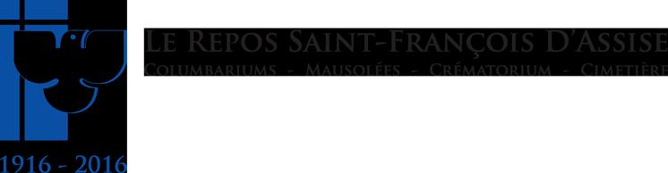 Carbonneau, Lionel  Logo-repos-saint-francois-dassise-100e