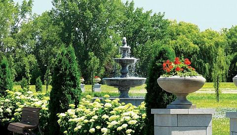 Un apr¨s midi au jardin Jusqu au 10 septembre 2017